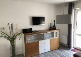 Ferienwohnung Bremerhaven Junger Stern Wohnzimmer